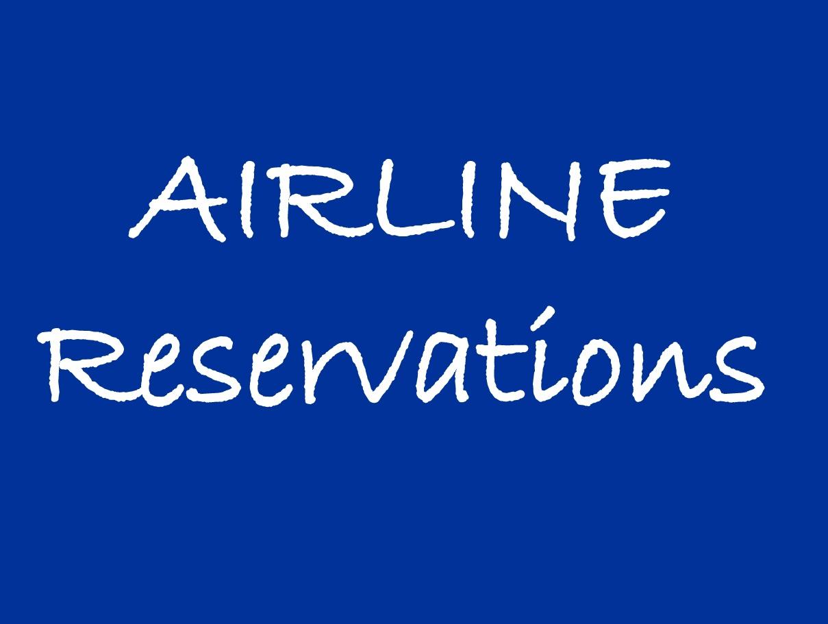 Систем за пребарувања на авионски билети