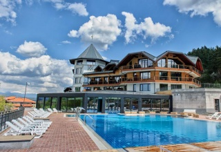 Hot Springs Medical & Spa 4* - Бања