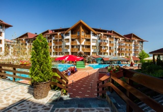 Хотел Belvedere Holiday Club 4* - Банско